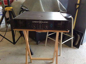 Crest Audio CA 9 Amplifier Pro Audio