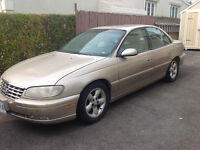 1997 Cadillac Catera gold Other