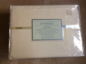Athena King Size Bed Sheets