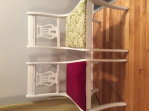 2 Duncan Phyfe Style Chairs
