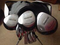 Left Handed Skymax Solar Golf Clubs