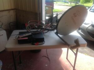Bell dish and Receiver