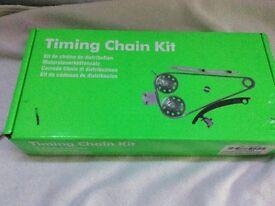 Nissan Qashqai timing chain kit 2011