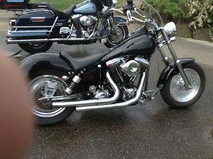 Costom built Harley