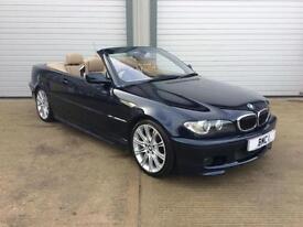 2005 BMW 3 Series 3.0 330Ci Sport 2dr