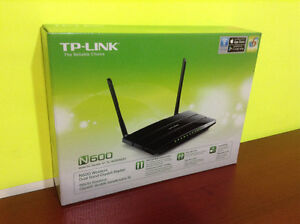 TP-LINK TL-WDR3600 Wireless N600 Dual Band Router, Gigabit, 2.4G