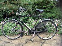 Vintage Gazelle bike for sale