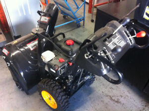 "Excellent conditio!  Poulan Pro 27"" 250cc Two-Stage Snow Blower"