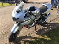 Ready to Ride Away this weekend Honda VTR 1000 F Firestorm 1998 Full MOT
