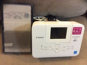 Canon Selphy CP900 Compact Photo Printer - REDUCED