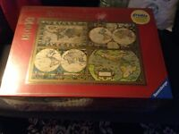 Ravensburger ancient world atlas 18000 piece jigsaw