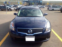 2009 NISSAN ALTIMA 2.5 S  4 DOOR Sedan (PUSH BUTTON START)