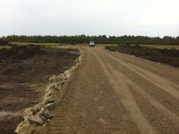 Laforest Rd 5.5 acre with drilled well.