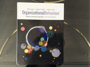 Organizational Behaviour Oakville / Halton Region Toronto (GTA) image 1