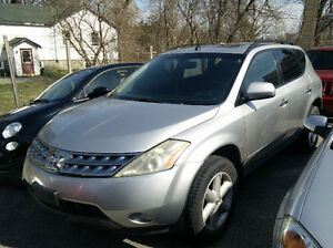 2004 Nissan Murano SE ALL-WHEEL DRIVE (AWD)