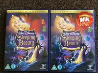 Disney Sleeping Beauty DVDs limited edition Genuine