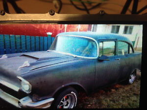 Chevrolet Bel Air looking to sell or find mechanic to fix it