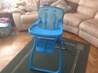 Highchair for sale (portable)