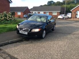 2008 VOLVO S80 AUTO 10 MONTHS Fantastic Family car *PRICE REDUCED*