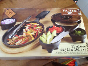 Fajita 11 piece set