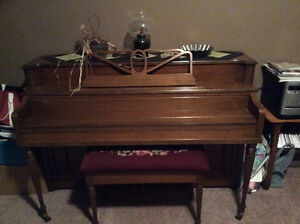 Henry Herbert Piano made by Mason & Risch