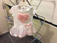 La chic designer baby girls dresses