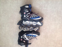 Selling my roller blades size 12
