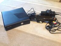 XBox 360 with Kinect and all cables
