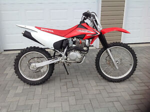 Honda CRF 230F Dirt Bike