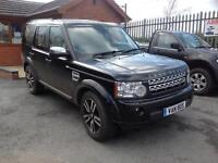 Land Rover Discovery 4 3.0SD V6 ( 255bhp ) auto 2012MY HSE