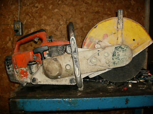 Stihl Concrete saw parts