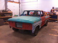 *** Looking to trade for WHY ?? 1969 Ford F100 Retro-fit***