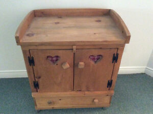 REDUCED PINE CUPBOARD