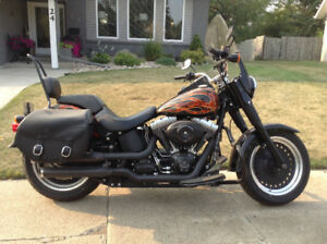 Harley Davidson Fat Boy Low