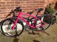 Whyte Pimlico lady's bike only been on one ride