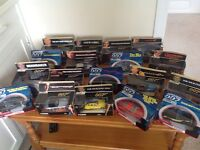 James Bond Complete Car Collection