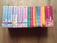 FRIENDS DVDS Series 1-10