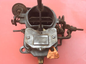Plymouth Scamp/Dodge Dart 318cu intake,carburetor, manifolds