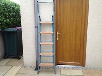 Heavy duty 5Run Step ladder