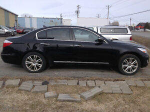 2009 Hyundai Genesis Berline NON FONCTIONNEL