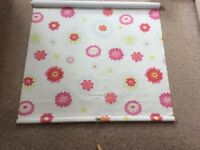 Little Home John Lewis Girls Childrens blinds, 2 available