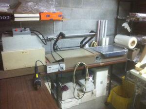 Équipement d'imprimerie à vendre