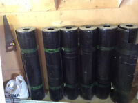 ROLLED roofing for sale