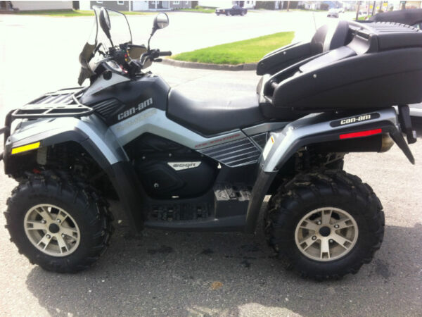 Used 2009 Bombardier brp canam