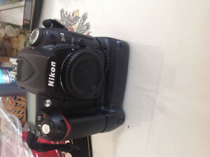 Nikon d90 barely used great condition
