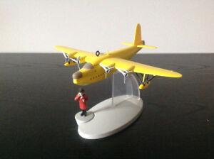 Voitures et avions Tintin