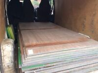 Used full 8x4 Sheets of 18mm Exterior Plywood sheds roofing stables workshop £17 Each Delivery Extra
