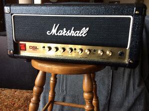 Marshall DSL15 H  like new