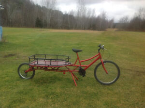 For sale or trade Cargo bike new price