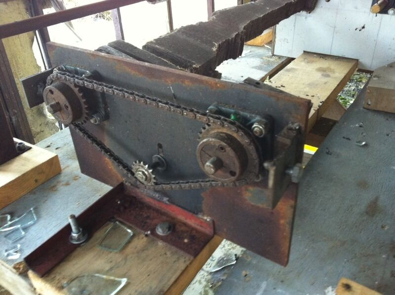 gunstock duplicator machine